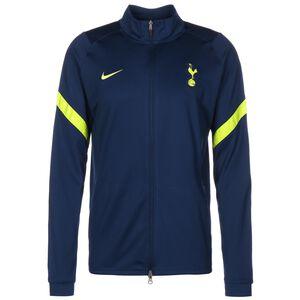 Tottenham Hotspur Strike Trainingsjacke Herren, dunkelblau / gelb, zoom bei OUTFITTER Online