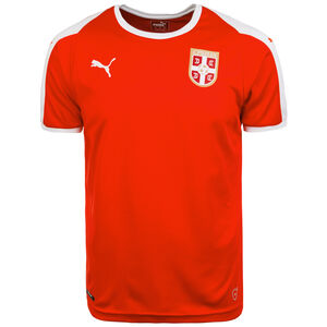 Serbien Trikot Home WM 2018 Herren, Rot, zoom bei OUTFITTER Online