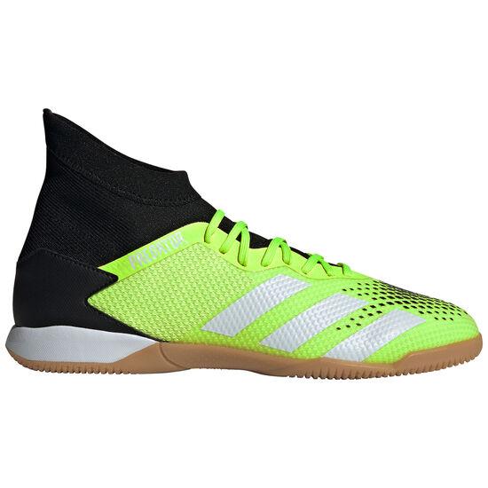 Predator 20.3 Indoor Fußballschuh Herren, hellgrün / schwarz, zoom bei OUTFITTER Online