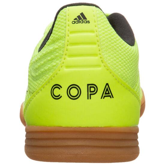 Copa 19.3 Sala Indoor Fußballschuh Kinder, neongelb / schwarz, zoom bei OUTFITTER Online