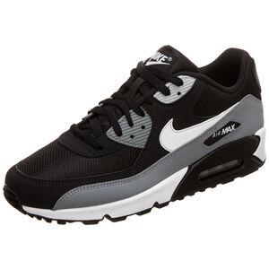 Air Max 90 Essential Sneaker Herren, schwarz / grau, zoom bei OUTFITTER Online