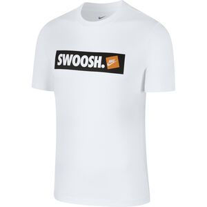 Swoosh T-Shirt Herren, weiß, zoom bei OUTFITTER Online