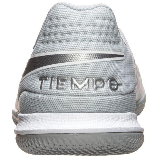 Tiempo Legend VIII Academy Indoor Fußballschuh Kinder, weiß / silber, zoom bei OUTFITTER Online