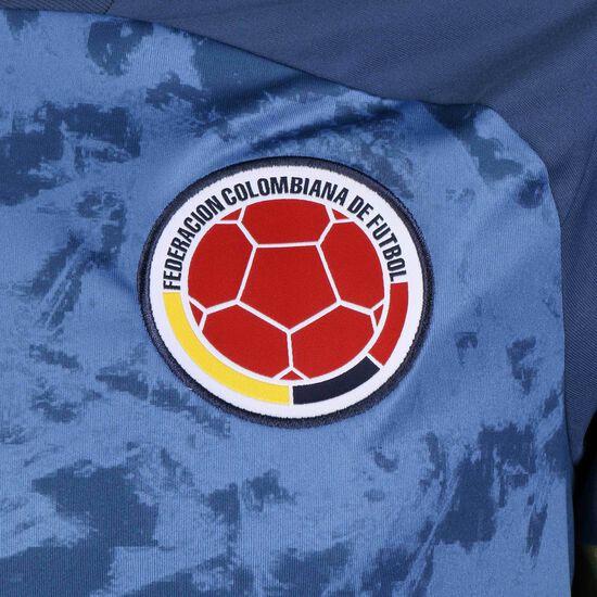 Kolumbien Trikot Away 2020 Herren, blau / gelb, zoom bei OUTFITTER Online