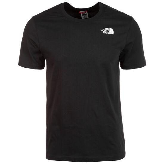 Red Box Celebration T-Shirt Herren, schwarz / weiß, zoom bei OUTFITTER Online