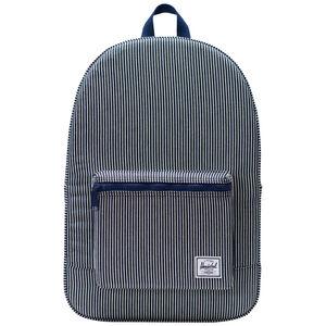 Daypack Rucksack, blau / weiß, zoom bei OUTFITTER Online