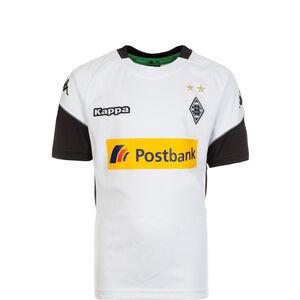 Borussia Mönchengladbach Trikot Home 2017/2018 Kinder, Weiß, zoom bei OUTFITTER Online