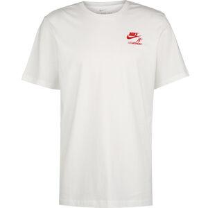 Sportswear Airathon T-Shirt Herren, weiß, zoom bei OUTFITTER Online