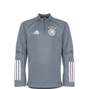 DFB Trainingssweat EM 2020 Kinder, grau, zoom bei OUTFITTER Online