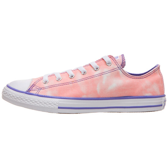 Chuck Taylor All Star OX Sneaker Kinder, rosa / lila, zoom bei OUTFITTER Online