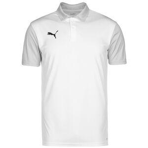 TeamGOAL 23 Sideline Poloshirt Herren, weiß / flieder, zoom bei OUTFITTER Online