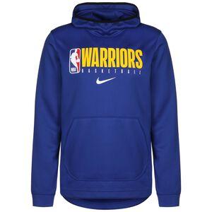 NBA Golden State Warriors Spotlight Kapuzenpullover Herren, blau / gelb, zoom bei OUTFITTER Online