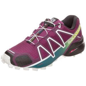 Speedcross 4 Trail Laufschuh Damen, Lila, zoom bei OUTFITTER Online