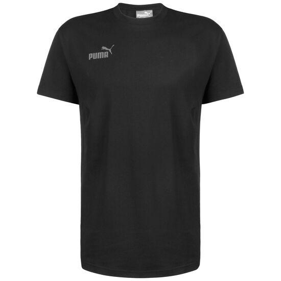 ftblNXT Casuals Trainingsshirt Herren, schwarz / grau, zoom bei OUTFITTER Online