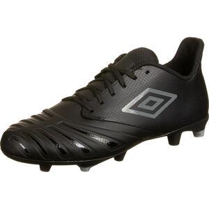 UX Accuro III Premier FG Fußballschuh Herren, schwarz / silber, zoom bei OUTFITTER Online