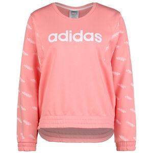 Favorites Sweatshirt Damen, rosa / weiß, zoom bei OUTFITTER Online