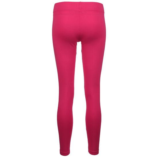 Essentials Linear Trainingstight Damen, pink / weiß, zoom bei OUTFITTER Online