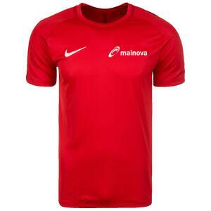 Mainova Dry Academy 18 Trainingsshirt Herren, rot / weiß, zoom bei OUTFITTER Online