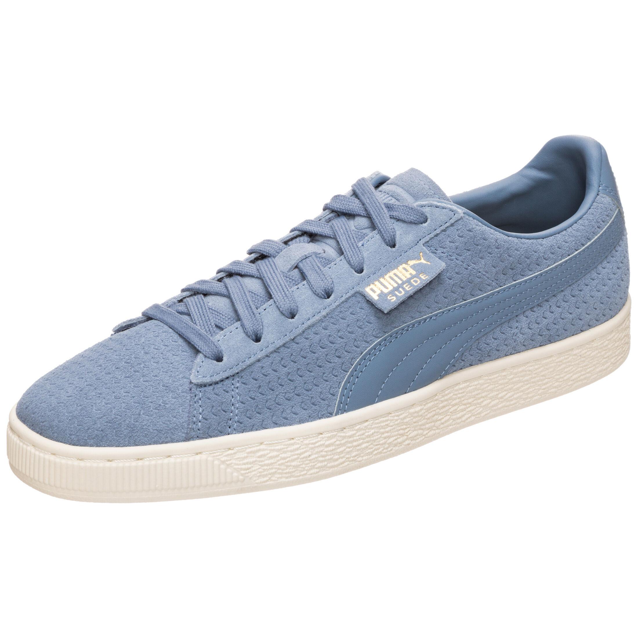 Suede Classic Perforation Sneaker Herren