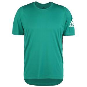 FreeLift Sport Ultimate Solid Trainingsshirt Herren, grün, zoom bei OUTFITTER Online