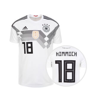 DFB Trikot Home Kimmich WM 2018 Kinder, Weiß, zoom bei OUTFITTER Online