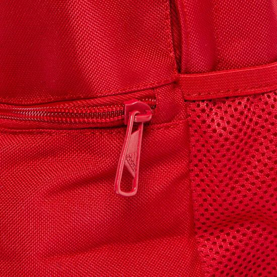 Tiro Rucksack, rot / weiß, zoom bei OUTFITTER Online
