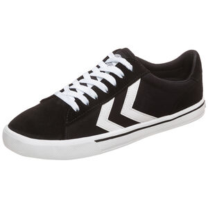 Nile Canvas Low Sneaker, schwarz, zoom bei OUTFITTER Online