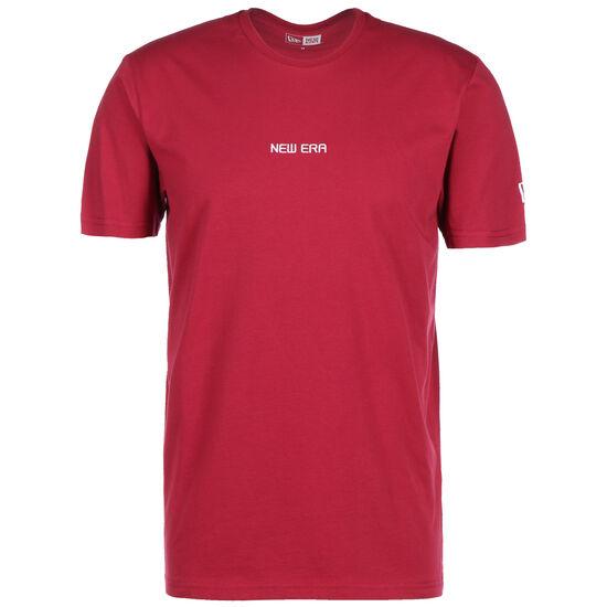 Essential T-Shirt Herren, weinrot, zoom bei OUTFITTER Online