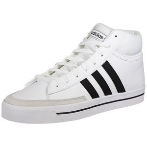 Retrovulc Mid Sneaker, weiß / schwarz, zoom bei OUTFITTER Online