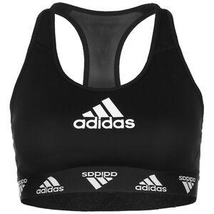 Don't Reset Alphaskin BOS Sport-BH Damen, schwarz / weiß, zoom bei OUTFITTER Online