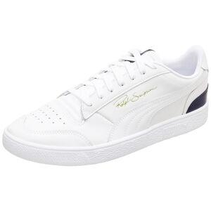 Ralph Sampson Low Sneaker Herren, weiß / gold, zoom bei OUTFITTER Online