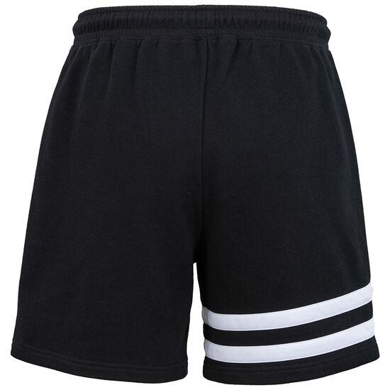 DMWU Athletic Cotton Short Herren, schwarz / weiß, zoom bei OUTFITTER Online