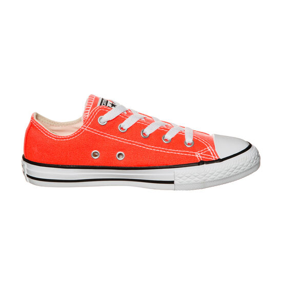 Chuck Taylor All Star Fresh Colors OX Sneaker Kinder, Orange, zoom bei OUTFITTER Online