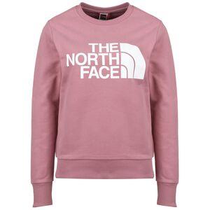 Standard Crew Sweatshirt Damen, altrosa / weiß, zoom bei OUTFITTER Online