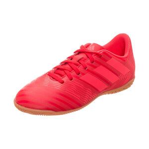 Nemeziz Tango 17.4 Indoor Fußballschuh Kinder, Rot, zoom bei OUTFITTER Online