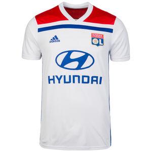 Olympique Lyon Trikot Home 2018/2019 Herren, Weiß, zoom bei OUTFITTER Online