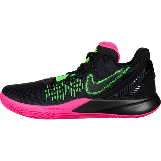 Kyrie Flytrap II Basketballschuh Herren, schwarz / pink, zoom bei OUTFITTER Online