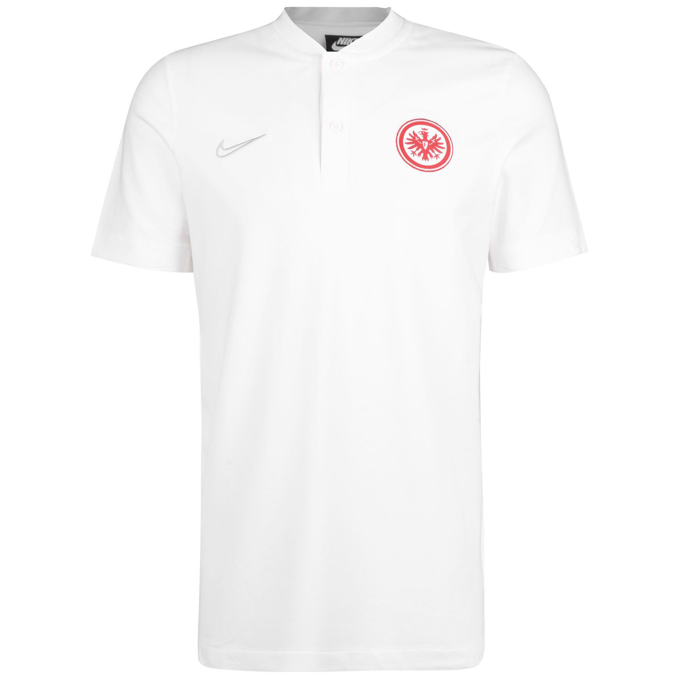Jako Eintracht Frankfurt Polo wei/ß//grau Gr/ö/ße Jako:XXL