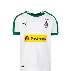 Borussia Mönchengladbach Trikot Home 2018/2019 Kinder, Weiß, zoom bei OUTFITTER Online