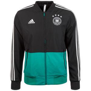 DFB Präsentationsjacke Herren, schwarz / grün, zoom bei OUTFITTER Online
