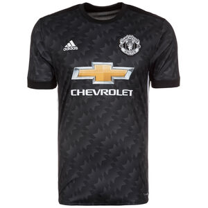 Manchester United Trikot Away 2017/2018 Herren, Schwarz, zoom bei OUTFITTER Online