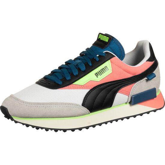 Future Rider Neon Play Sneaker Herren, korall / dunkelblau, zoom bei OUTFITTER Online