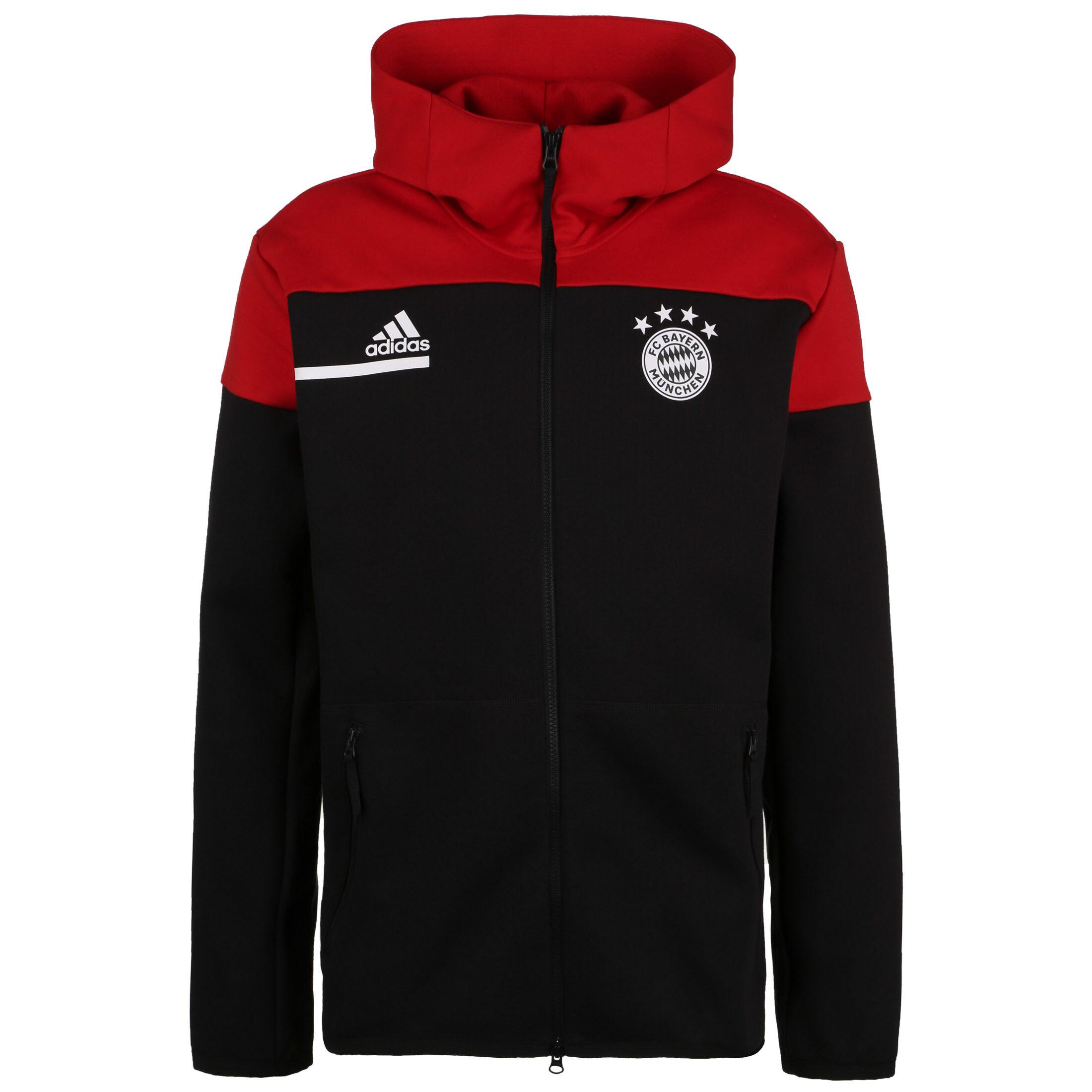 adidas Performance Kapuzensweatjacke »Fc Bayern München
