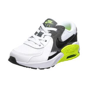 Air Max Excee Sneaker Kinder, weiß / neongrün, zoom bei OUTFITTER Online