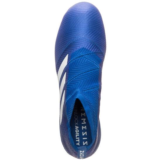 Nemeziz 18+ SG Fußballschuh Herren, Blau, zoom bei OUTFITTER Online