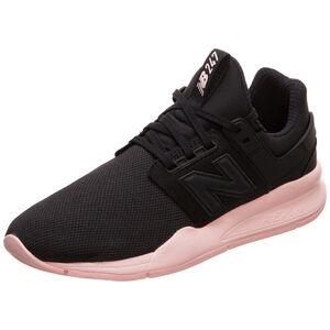 WS247-OA-B Sneaker Damen, schwarz / rosa, zoom bei OUTFITTER Online