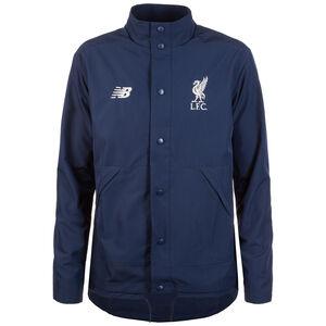 FC Liverpool Terrace Jacke Herren, dunkelblau, zoom bei OUTFITTER Online