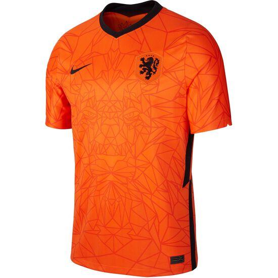Niederlande Trikot Home Stadium EM 2021 Herren, orange / schwarz, zoom bei OUTFITTER Online