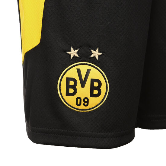 Borussia Dortmund Shorts 2020/2021 Kinder, schwarz / gelb, zoom bei OUTFITTER Online