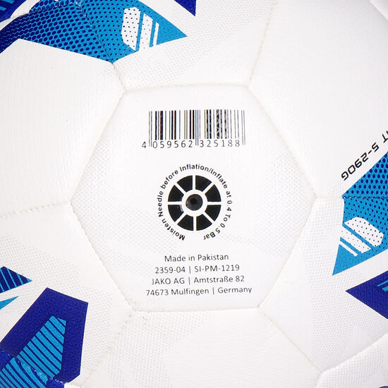 Lightball Hybrid Camp Fußball, blau / weiß, zoom bei OUTFITTER Online